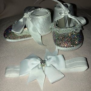 Shoes - Bling Baby Shoes